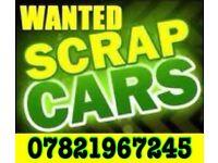 Scrap my car Harlow Essex