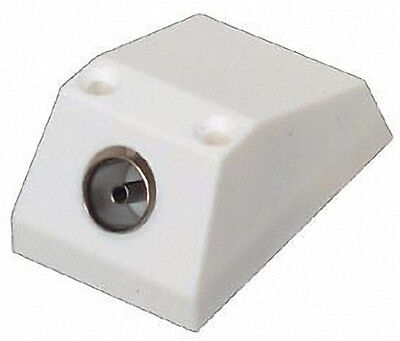 Coaxial TV Aerial Outlet Socket TV FM Surface Mount Surface Mount Antenne