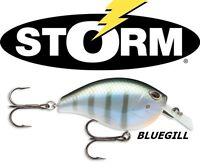 Storm Arashi Silent Square Colore Bluegill Novita' Il Top -  - ebay.it