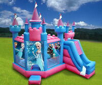 Kidzone - Quality Bouncy Castle service with reasonable prices!