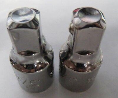 "Kobalt 22892 3/8"" Drive 1-1/2"" Extension USA (2 Pieces)"