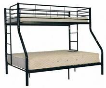 Bunk Bed Brand New Trio Bunks Black colour  $299 or best offer Old Guildford Fairfield Area Preview