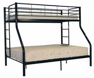 BUNK BEDS DOUBLE SINGLE SIZE BUNKS  delivery available today Old Guildford Fairfield Area Preview