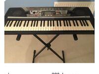 Yamaha PAR-282 keyboard