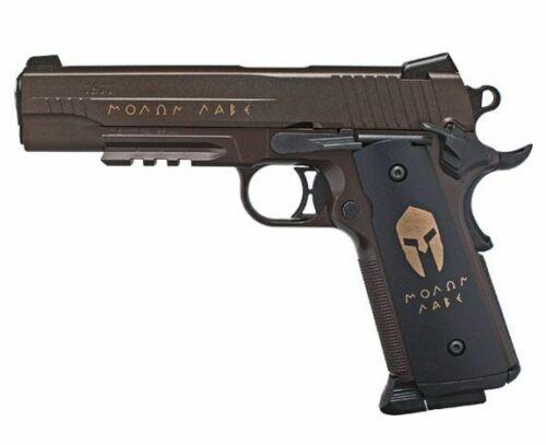 SIG SAUER 1911 Spartan .177 CO2 Blowback BB Air Pistol Training Certified