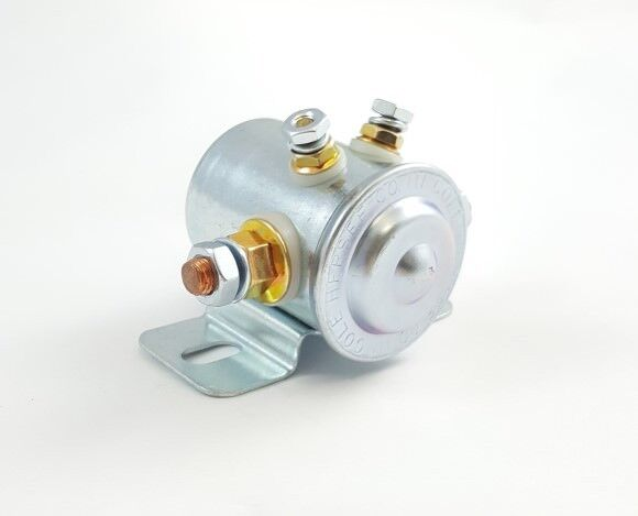 Cole Hersee 24103 12V Grounded Intermittent Duty SPST Solenoid