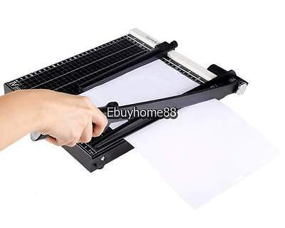 Heavy Duty A4 Paper Cutter Trimmer Machine Home Office Metal