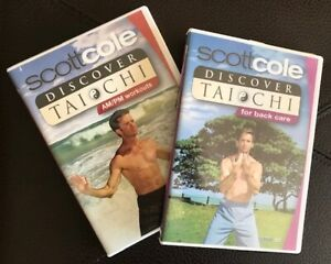 Discover Tai Chi - The Wellness Series - 2 DVD's by Scott Cole