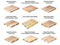 Need used/unwanted pallets