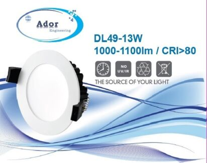 LED DownLight 13W Seven Hills Blacktown Area Preview