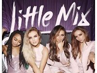4 x Little Mix tickets. 02 Arena 25th Nov 17. 1830 showing. Block 105. £300