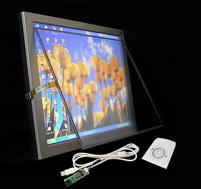 Touchscreen Touch Screen Panel Kit for 19 LCD Display