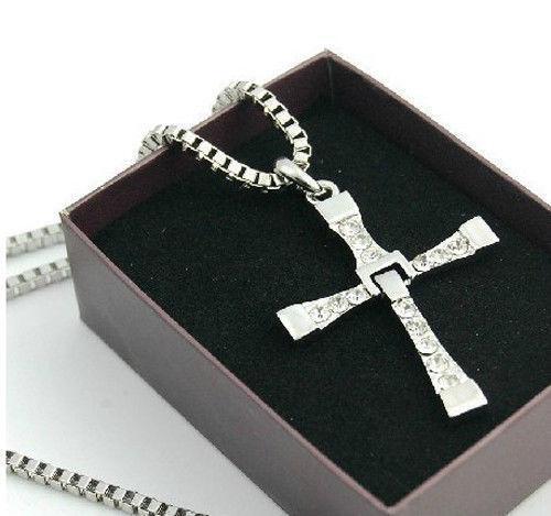 Dominic Toretto Necklace Real Silver