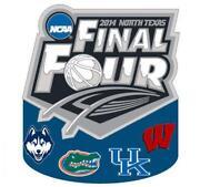 NCAA Basketball Pin