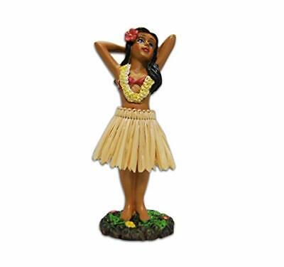 Aloha Hawaiian Hula Girl Car Auto Truck Dashboard Dancing Hawaii Doll Dash Board