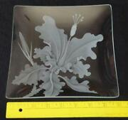 Hawaiian Etched Glass