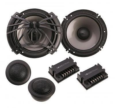 "Soundstream AC.6 Arachnid 300 Watts 6.5"" 2-Way Component Speaker Tweeters 6-1/2"""
