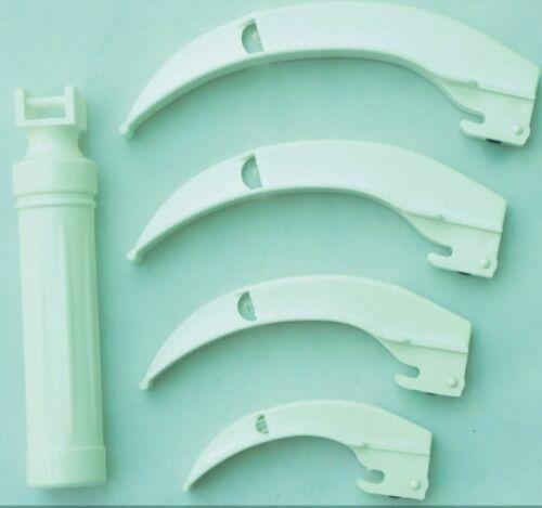 Cross Canada 16-017 Disposable Macintosh Laryngoscope Set - Sterilized Packs