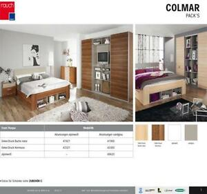 Schlafzimmer komplett g nstig online kaufen bei ebay - Schlafzimmer komplett 140x200 ...