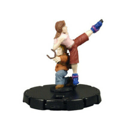 HorrorClix: Bailey and Jameson [Figure with Card] Freakshow Miniatures HeroClix