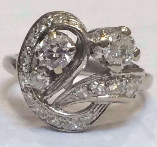 vintage dinner ring ebay