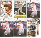 Mike Trout Baseball Card Lots