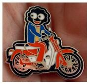 Enamel Motorcycle Badges