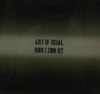 "Gebraucht, U2 U 2 ""Artificial Horizon U 2"" 3 colored Vinyl USA RARE gebraucht kaufen  Frankfurt"