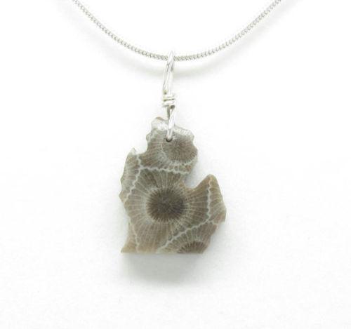 Petoskey Stone Jewelry Ebay
