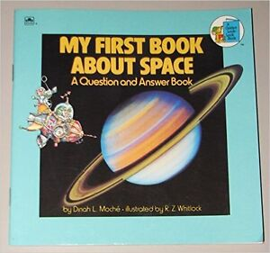 My First Book About Space