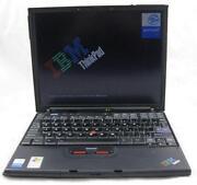 ThinkPad X40