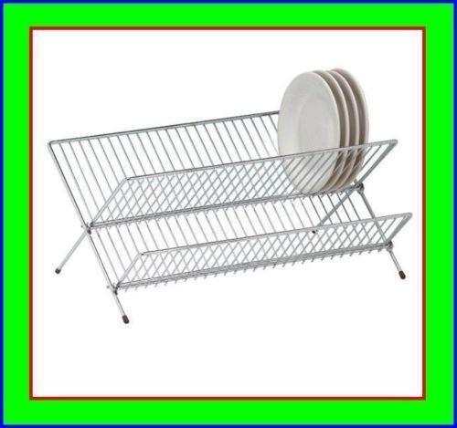 Folding Dish Rack Ebay