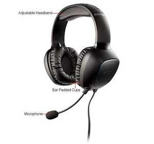 NEW-Creative Sound Blaster Tactic 3D Sigma USB Gaming Headset