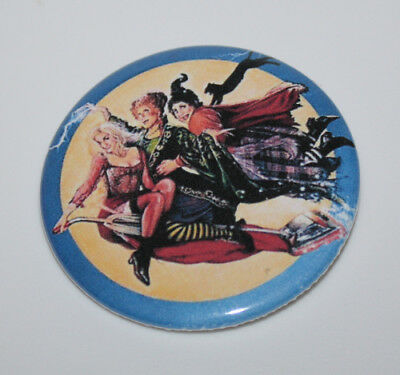 HOCUS POCUS MAGNET Disney Sanderson Sisters Movie Art Mickey Halloween Party  - Halloween Movie Disney