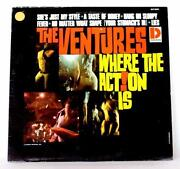 The Ventures Where The Action Is