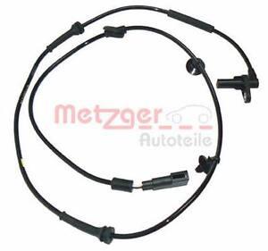 Metzger-Sensor-velocidad-de-rueda-delant-0900305