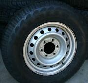 Holden Rodeo Tyres