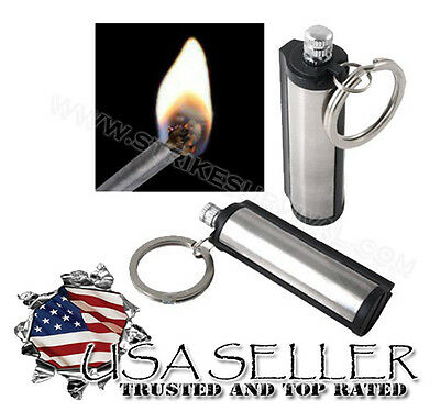 Forever Strike Survival Perma Match Survival Lighter  Fire Starter  Outdoor Gear