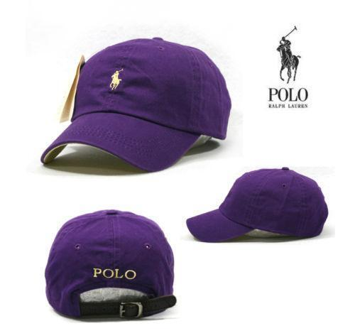 665a1f3136737 Purple Polo Hat