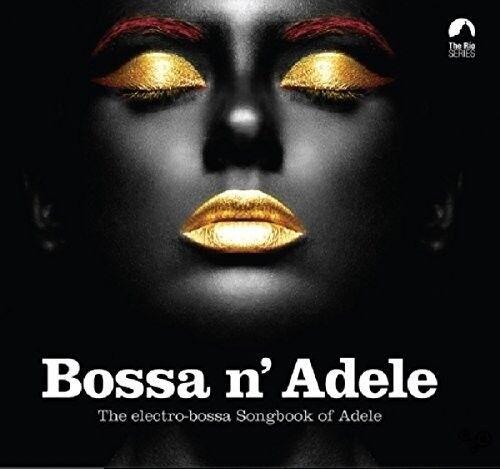 Various Artists - Bossa N Adele / Various [new Cd] Digipack Packaging,