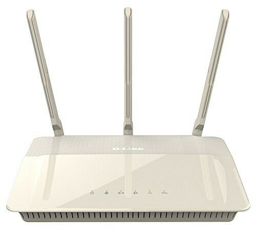 D-Link DIR-880L Wireless AC1900 Router - used with DD-WRT   in Westminster,  London   Gumtree