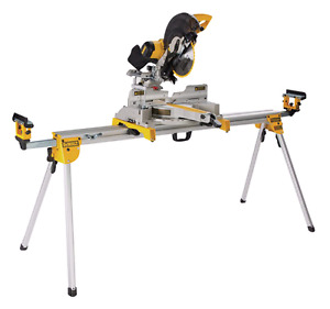 12in sliding compound mitre saw with stand! (Like new)