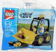 Lego City Bulldozer