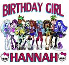 Personalized Monster High