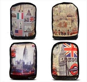 London City Backpack School Bag Rucksack Brand New Gift