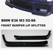 E36 Lip