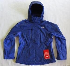 acbf32d1a4d7 Womens North Face Rain Jacket Medium