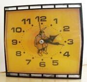 Electric Advertising Clock