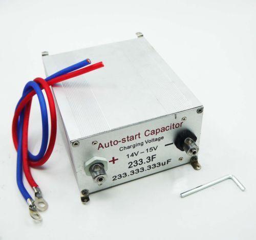 Super Capacitor Battery Ebay