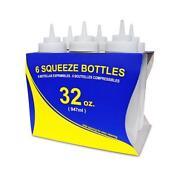 32 oz Squeeze Bottle